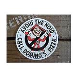 AVOID THE NOID ステッカー ドミノピザ ノイド DOMINO'S PIZZA アメリカ雑貨 アメリカン雑貨