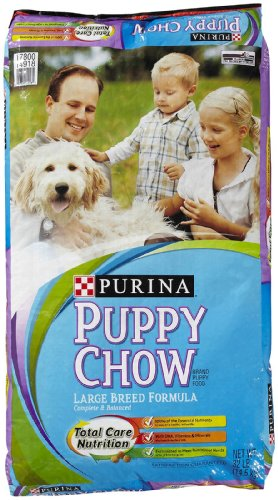 Purina 178116 Puppy Chow Large Breed, 32-Pound front-250101