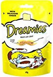 Dreamies Cat Treats with Delicious Cheese (60g) おいしいチーズ( 60グラム)と猫のおやつをdreamies