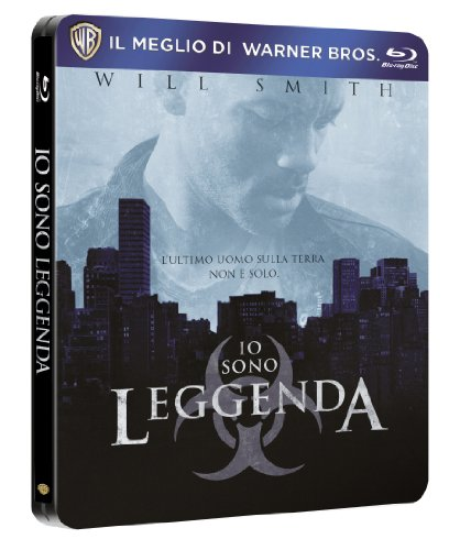 Io sono leggenda (steelbook) (limited edition) [Blu-ray] [IT Import]