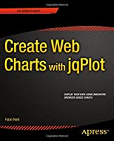 Create Web Charts with jqPlot Front Cover