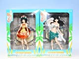 とある科学の超電磁砲 ( レールガン ) EXサマービーチフィギュア 初春飾利 ・ 佐天涙子 全2種セット