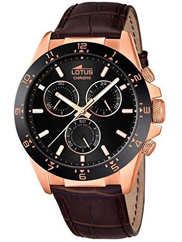 675b94de6a60 Lotus reloj hombre cronógrafo Sport Minimalist 18158 5