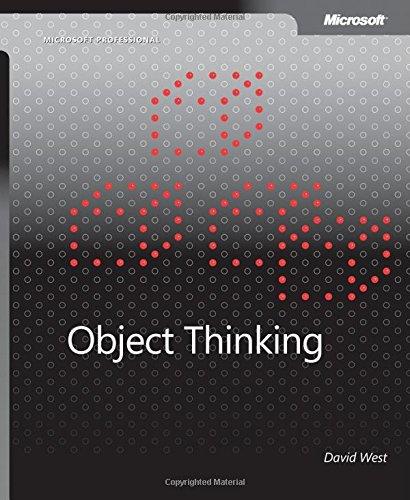 Microsoft Object Thinking