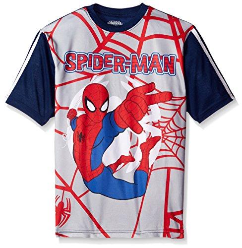 Marvel Boys' Spiderman Tee
