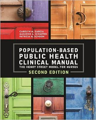 2014 AJN Award Recipient Population Based Public Health Clinical Manual 2nd Edition