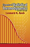 Elements of Statistical Thermodynamics: Second Edition (Dover Books on Chemistry)