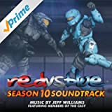 Red vs. Blue Season 10 Soundtrack
