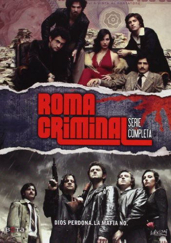 Roma criminal (Serie completa) [DVD]