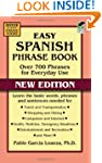 Easy Spanish Phrase Book NEW EDITION:...