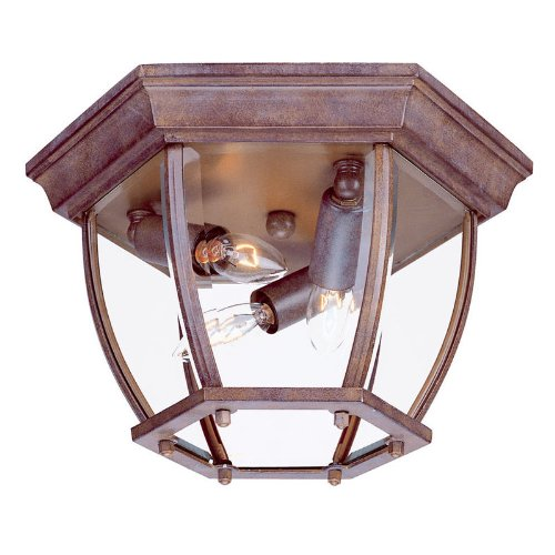 Acclaim Lighting 5602BW Outdoor Close to Ceiling Light