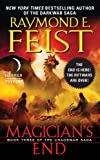Raymond E. Feist Magician's End: Book Three of the Chaoswar Saga