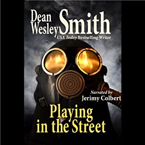 Playing in the Street Audiobook