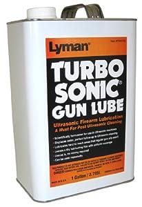 Lyman Products Ultrasonic Barrel Gun Parts Lubricant, 1-Gallon by Lyman