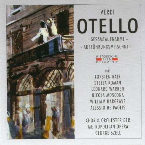 Otello - Verdi - CD