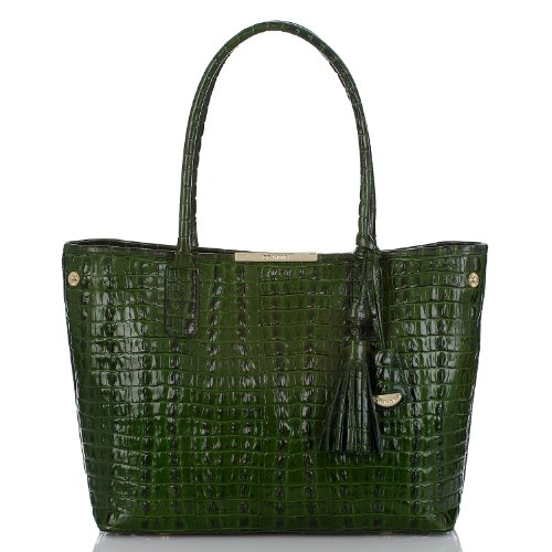 Anytime Tote<br>La Scala Racing Green