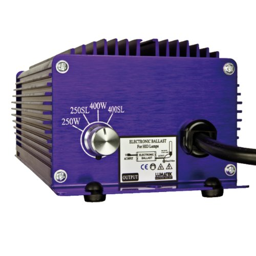 Lumatek 400 watt dimmable ballast