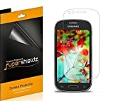 [6-Pack] SUPERSHIELDZ- Samsung Galaxy Light High Definition Clear Screen Protector (T-Mobile) + Lifetime Replacements Warranty [6 Pack] - Retail Packaging