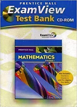 Prentice Hall Math Course 2, gr.7/7th 2011 Student Text HC