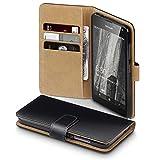 Lumia 650 Case, Terrapin Handy Leder Brieftasche Case