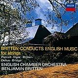 弦楽合奏によるイギリス音楽