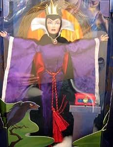 Amazon Com Disney Snow White Evil Queen Barbie Doll