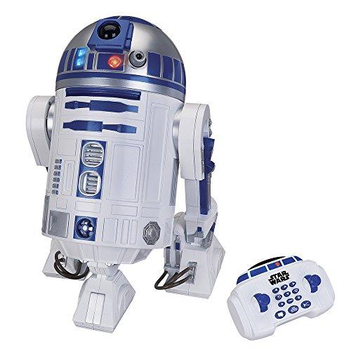 Star Wars - Pesonaggio R2-D2 Telecomandato Con Luci E Suoni