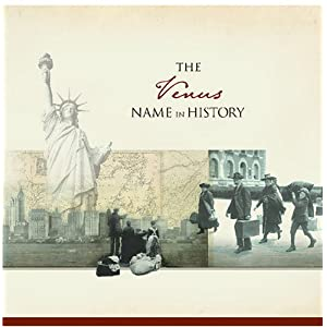 Amazon.com: The Venus Name in History: Ancestry.com: Books