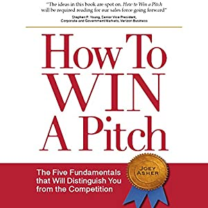 How to Win a Pitch Audiobook
