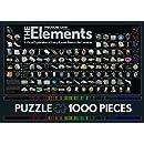 The Elements Puzzle: 1000 Pieces