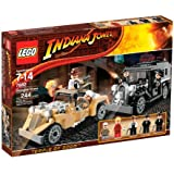 LEGO Indiana Jones Shanghai Chase (7682)