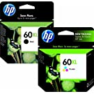 HP 60XL BLACK + 60XL COLOR IN RETAIL BOXES [Electronics]