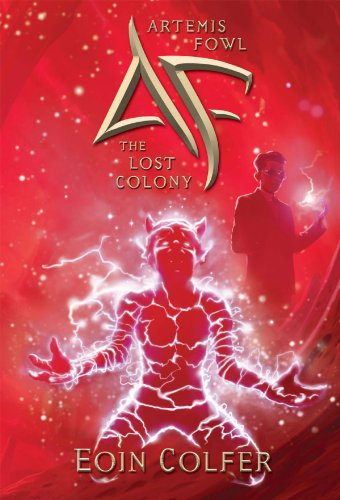 Book Review: Artemis Fowl :The Lost Colony (#5)