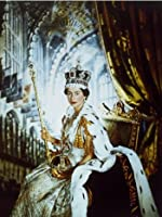 WENTWORTH(ウエントワース) 木造ジグソーパズル WW025 女王Queen Elizabeth II (b1926) in Coronation Robes(Maxi 250ピース 360×250mm)