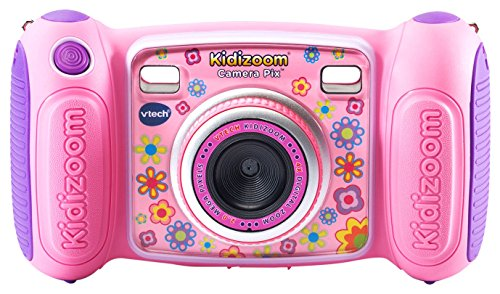 VTech Kidizoom Camera Pix, Pink (Frustration Free Packaging) (Kids Digital Camera compare prices)
