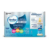 Similac Advance Non-GMO Newborn 8 Bottles with Nipple & Ring, 2  fl. oz (Pack of 6) - Best Reviews Guide