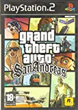 Grand Theft Auto San Andreas Game PS2