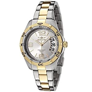 Invicta Women's 0093 II Sport Day Collection Two-Tone Watch