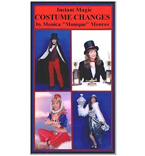 Instant Costume Changes DVD