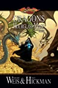 Dragons of the Hourglass Mage: Lost Chronicles, Volume Three by Margaret Weis, Tracy Hickman cover image