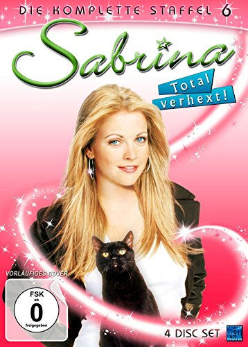 Sabrina - Total verhext! (Staffel 6, Folgen 120-141 im 5 Disc Set)