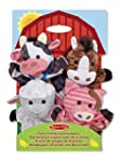 Melissa & Doug 19080 Farm Friends Han...