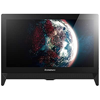 Lenovo F0B2002HIN 19.5-inch All-in-one Desktop PC (Core_i3_4005U/2GB/1TB/DOS/Integrated Graphics), Black