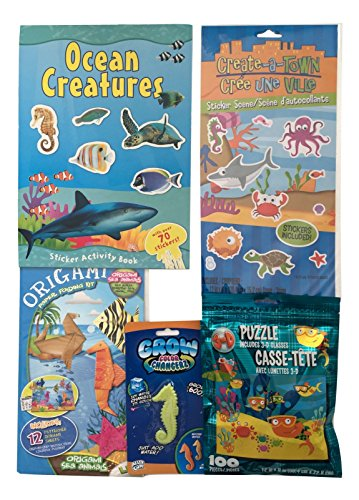Origami seahorse instructions youtube - Awardwiki Grow Your Own Sea Creatures