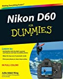 Julie Adair King Nikon D60 For Dummies