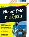 Nikon D60 For Dummies