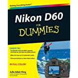 Nikon D60 For Dummiesby Julie Adair King