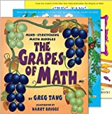 img - for Greg Tang Math Pack (3 Books) (Includes: MATH-terpieces: The Art of Problem Solving; The Grapes of Math: Mind-Stretching Math Riddles; and Math for all Seasons: Mind Stretching Math Riddles) book / textbook / text book