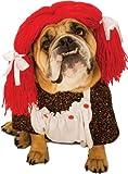 Zelda Rag Doll Dog Costume Size Medium