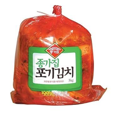 宗家 白菜キムチ 5Kg